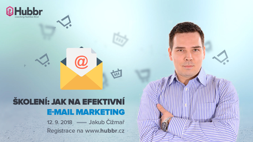Školení e-mail marketingu - Jakub Cizmar